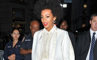 Solange Knowles loves Kayu