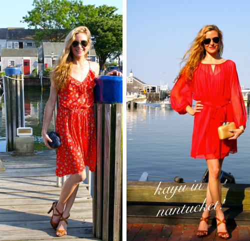 Kayu in Nantucket