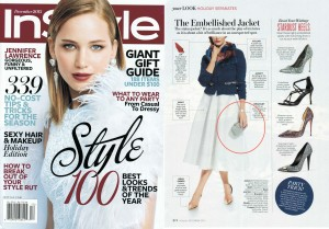 Kayu clutch in Instyle!