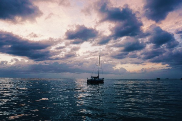 Charter a sailboat for a day of snorkeling, or at dusk for incredible sunset views.